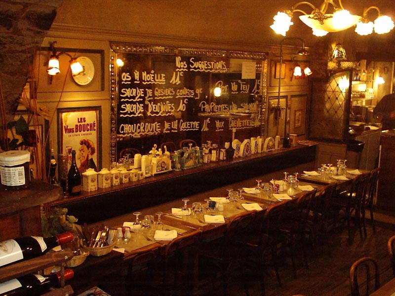 Restaurant Bouchon Lyonnais  Ef Bf Bd Lyon